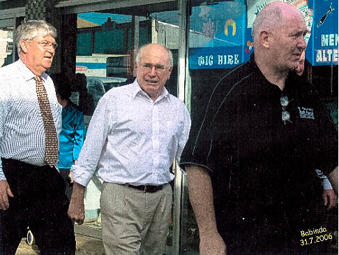 Howard, Cosgrove - Who Needs the Wig Hire in Babinda Post Cyclone Larry 2006